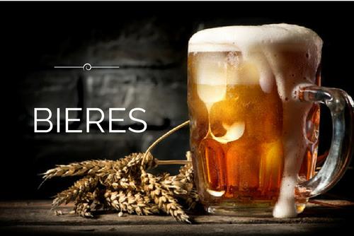 Bières belges et régionales