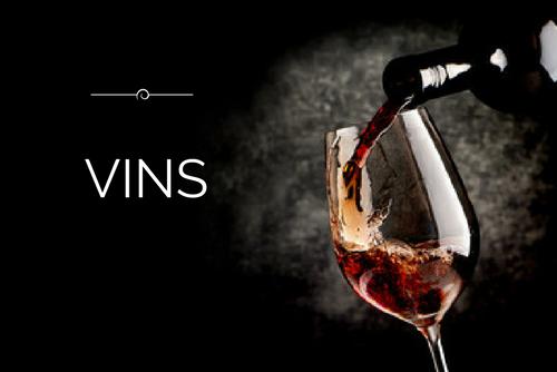 Vins, Champagne, Crémants