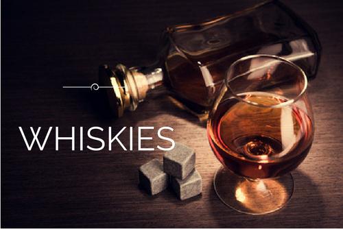 whisky, écossais, irlandais, japonais, français, bourbon