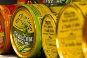 épicerie fine salée, terrines, foie gras,