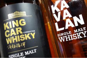 whisky taïwan