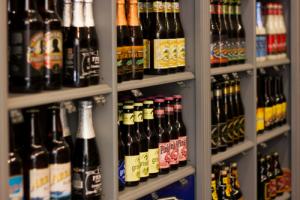 les bières régionales et belges Paix dieu karmeliet chouffe chimay trappiste kriek queue de charrue maredsous
